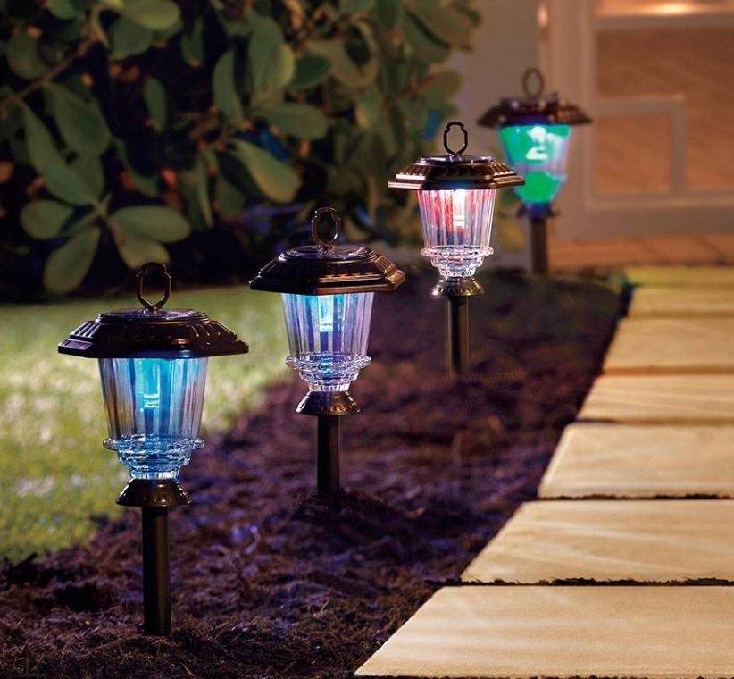 Outdoor Lighting Ideas That Illuminate With Style Solar Lights Diy Outdoor Solar Lights Solar Lights