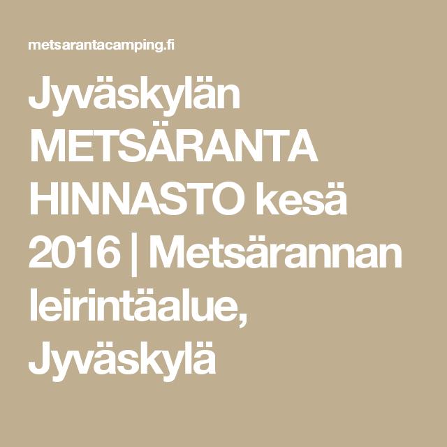 Jyväskylän Metsäranta