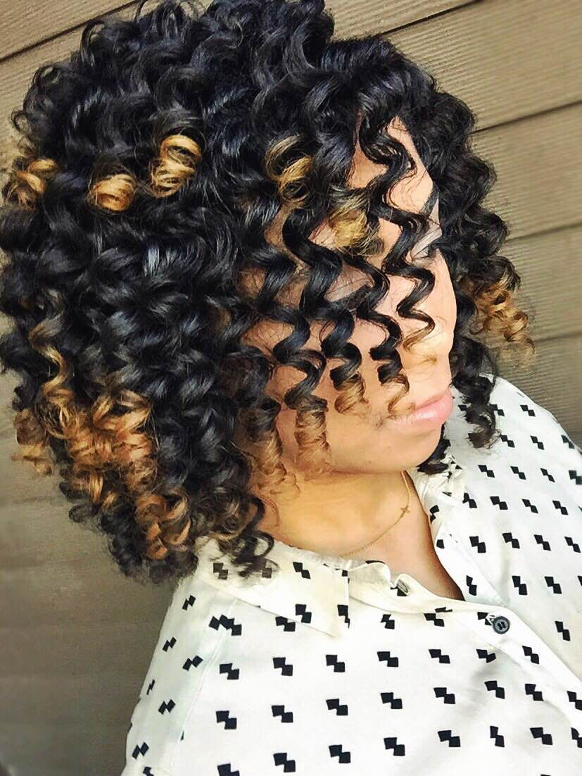 Video Flexi Rod Tutorial On Transitioning Or Relaxed Hair Natural Hair Styles Relaxed Hair Natural Hair Enthusiast