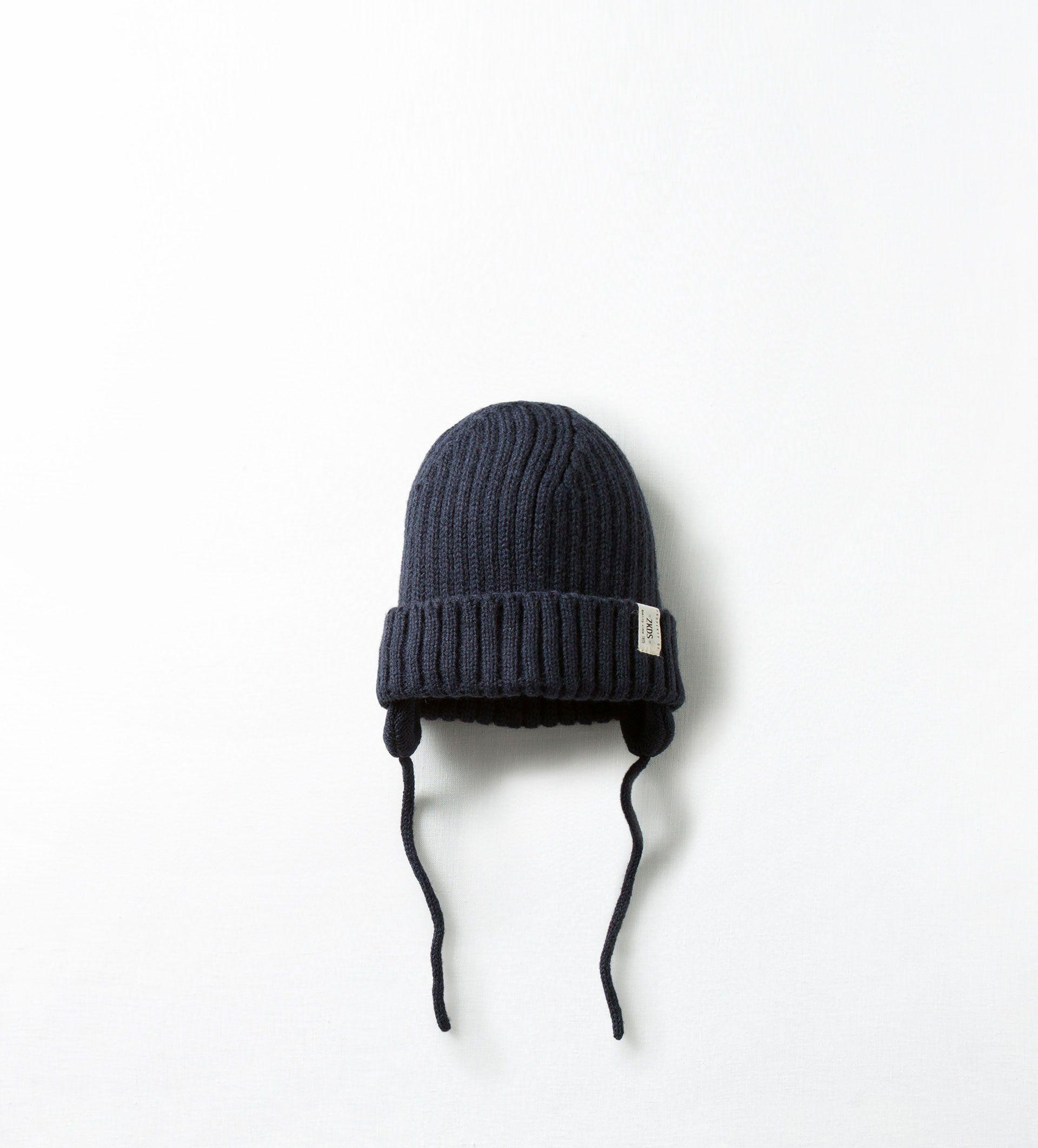 79be337e Image 1 of RIBBED BEANIE WITH EARS from Zara Zara Mini, Baby Boy Fashion,