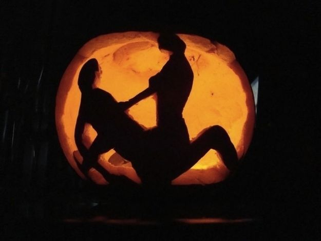 23 Wildly Inappropriate Pumpkins Funny Pumpkin Carvings