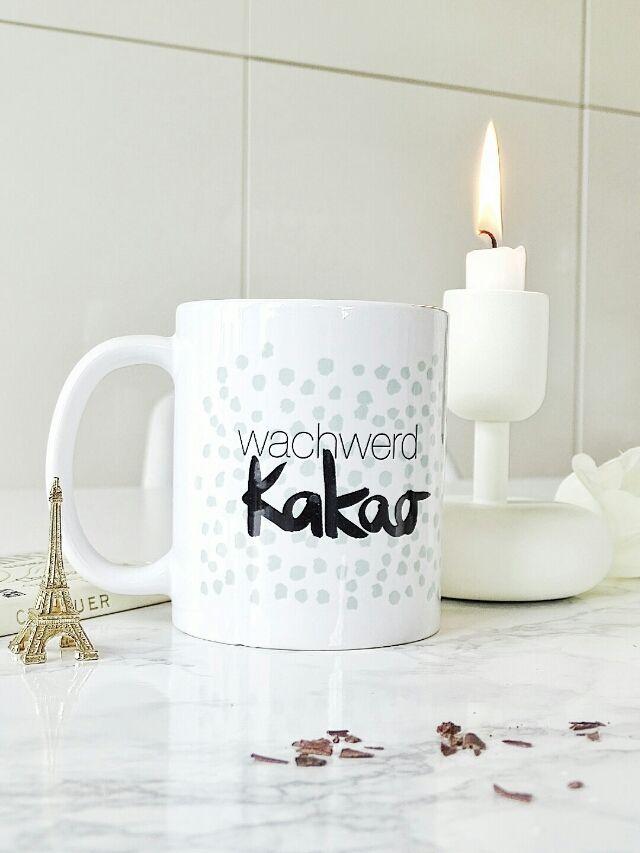 Auf der Mammilade n-Seite des Lebens: In Paris & zu Hause   Der frühe Vogel, positive Morgenrituale, Kakaomomente & eine Verlosung*