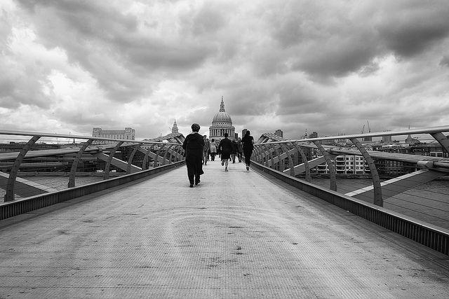 Running Away by {Flixelpix} David, via Flickr
