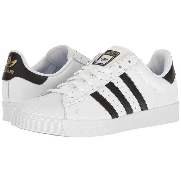 adidas Superstar Vulc ADV Shoes, Black Skatepark of Tampa