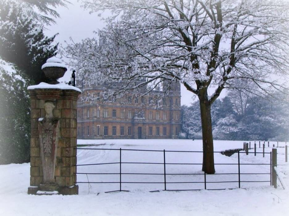 Pin by Becca Darling on Downton Abbey Highclere castle