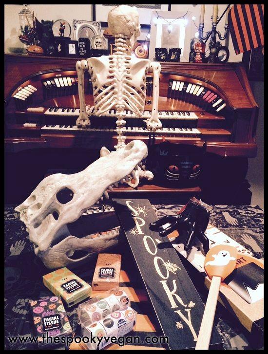 The Spooky Vegan Halloween 2015 at Target HM Ballroom / Pipe