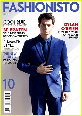 Dylan O'Brien Covers 'Fashionisto' Issue 10 (Exclusive)