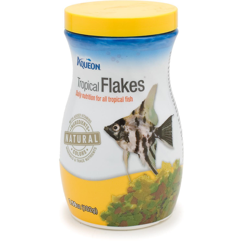 Aqueon tropical flakes 359 oz tropical corn gluten
