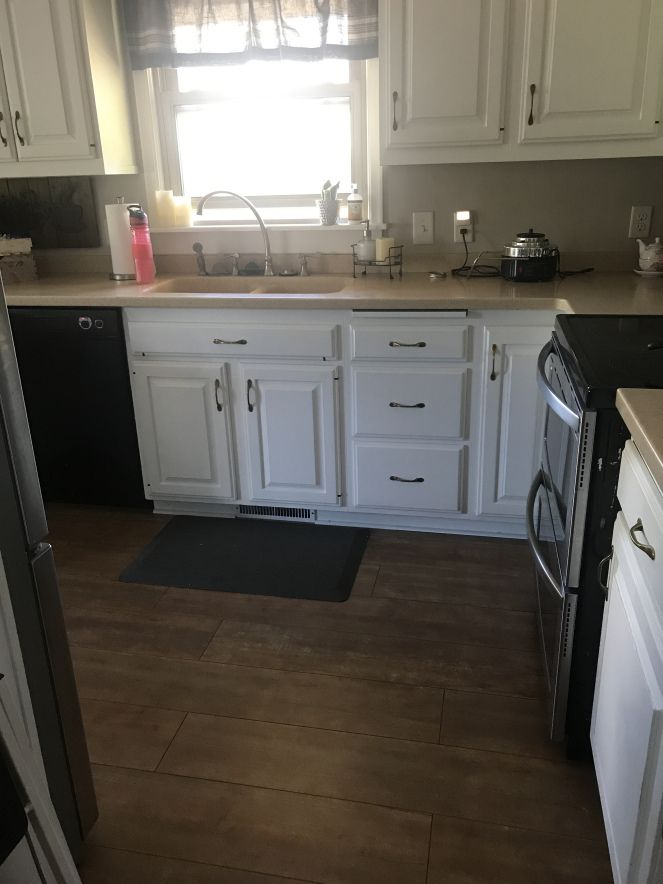 Our Kitchen Facelift – Living With The Leals