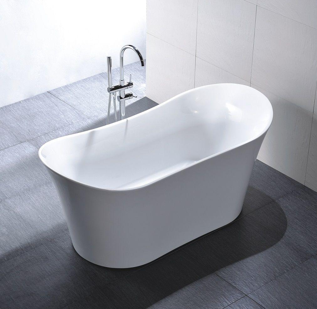 "Hilton 67"" Free Standing Bath Tub Available at YorkTaps"