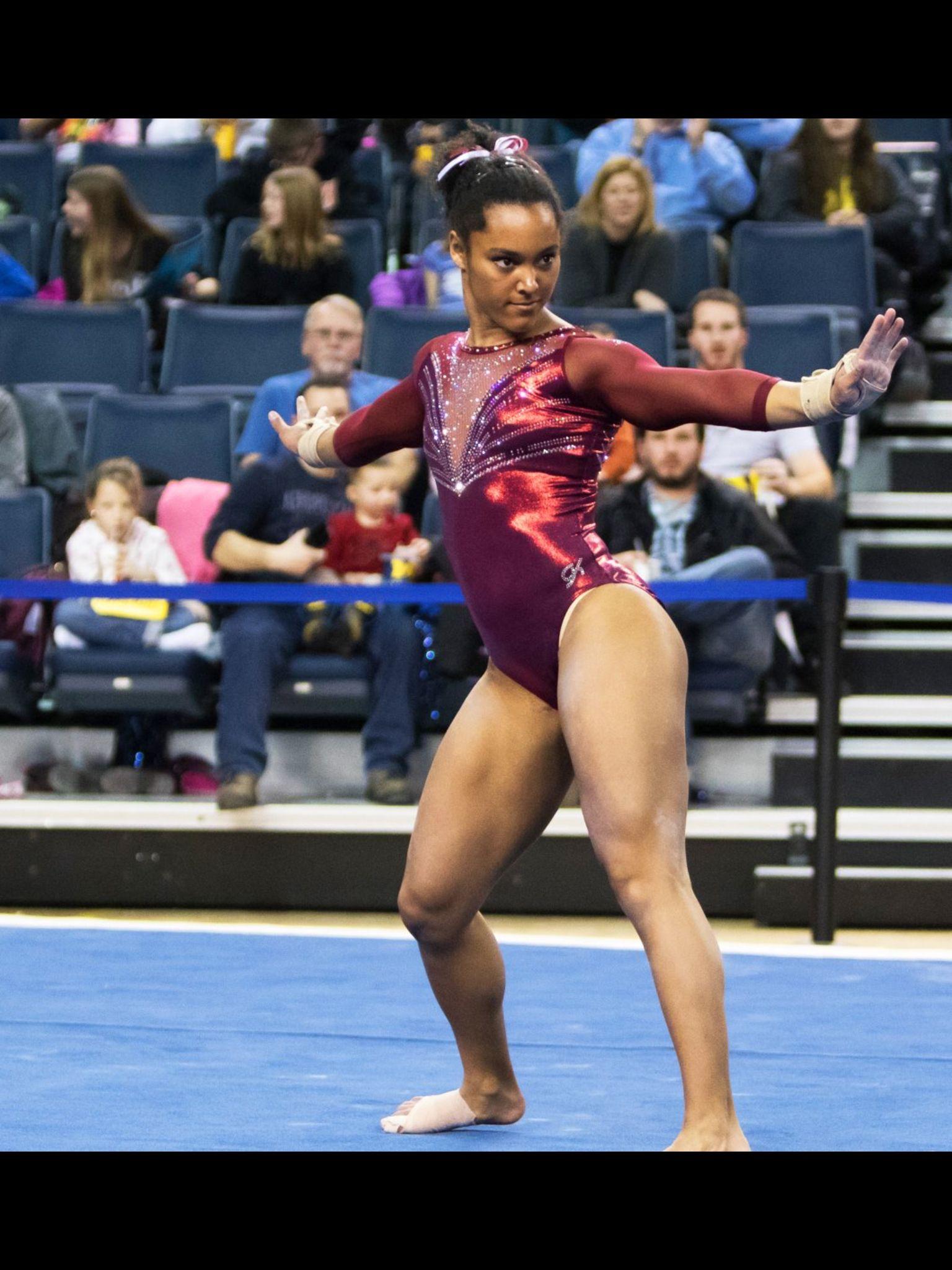 Winwin gymnastics - Aj Jackson From Oklahoma Sooners Gymnastics
