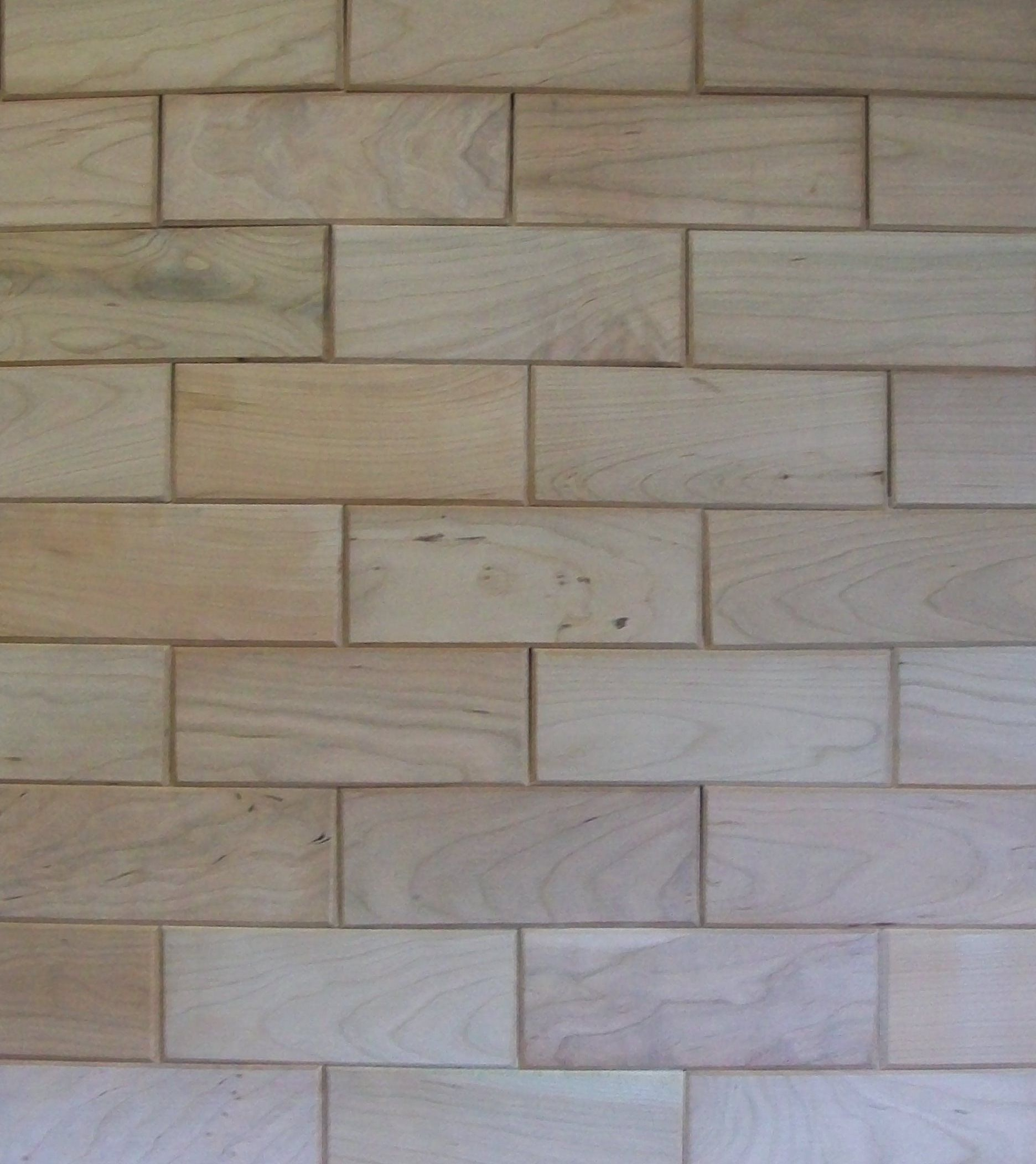 Beautiful cherry wood homedepot.com (keyword RUSTIX WOODBRIX ...