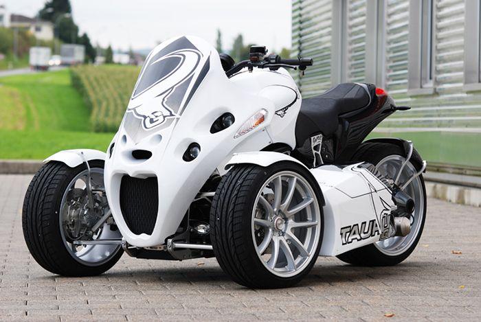 Introducing The Incredible Gg Taurus Bob S Bmw Motorcycles Taurus Bmw Motorcycles Reverse Trike