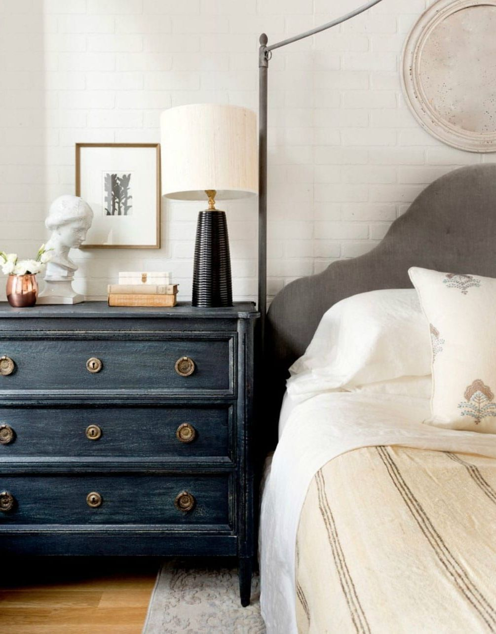 8 creative ideas for nightstand alternatives eclectic