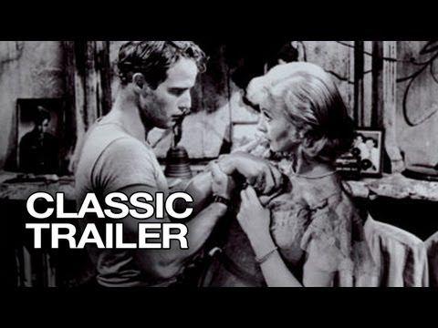 Blanche Una Mujer Madura Y Anclada En El Pasado Visita A Su Hermana Stella Y A Su Marido Que Viven En Nueva Orleans Marlon Brando Cine Clasico Cine Digital