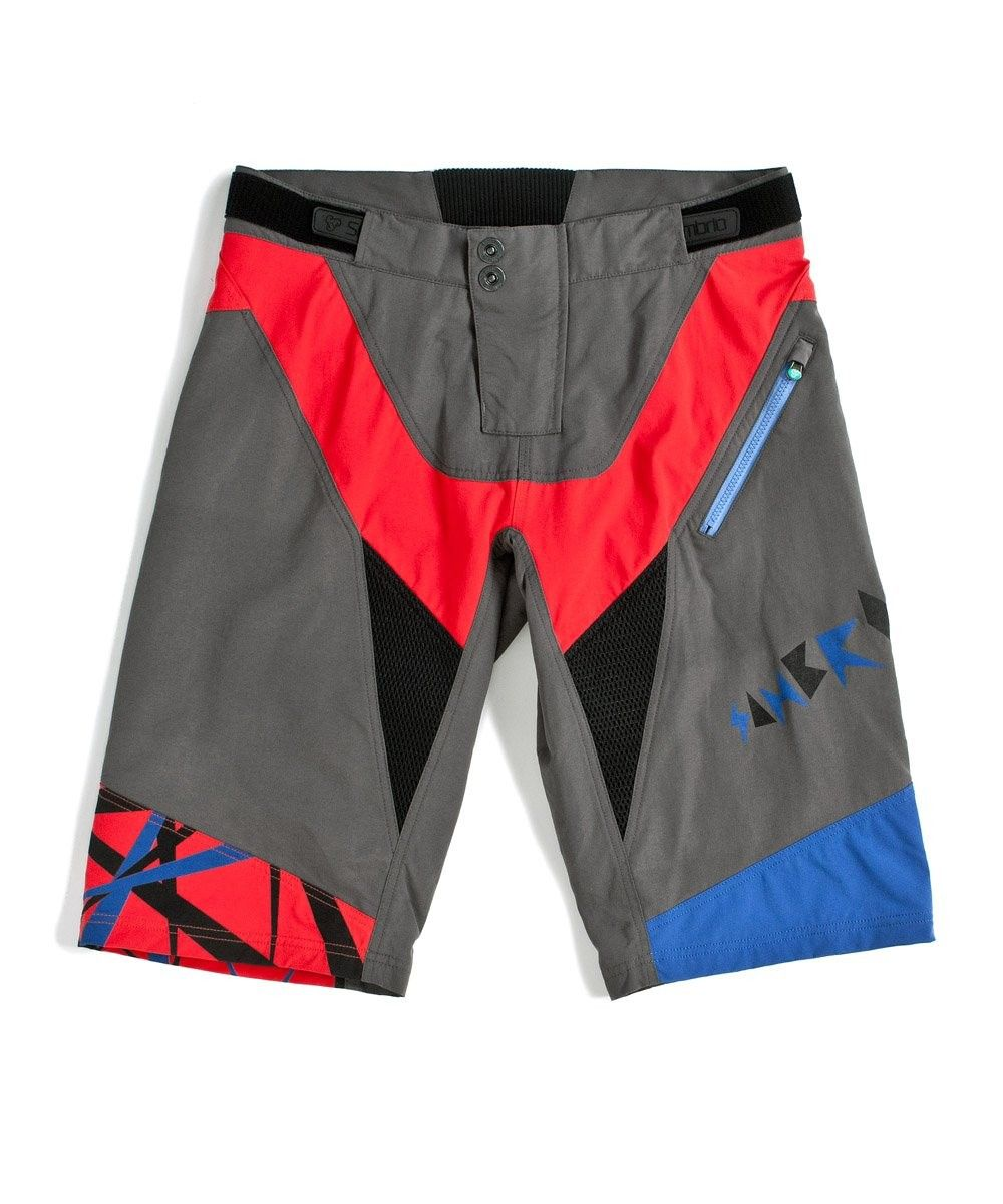 Charger Mountain Bike Shorts Patriot Red CX11H4R2OA7