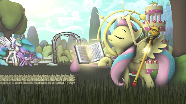 d56068df0b4ab867d0bf200dc360289a - Gardens Of Equestria This Coming Storm