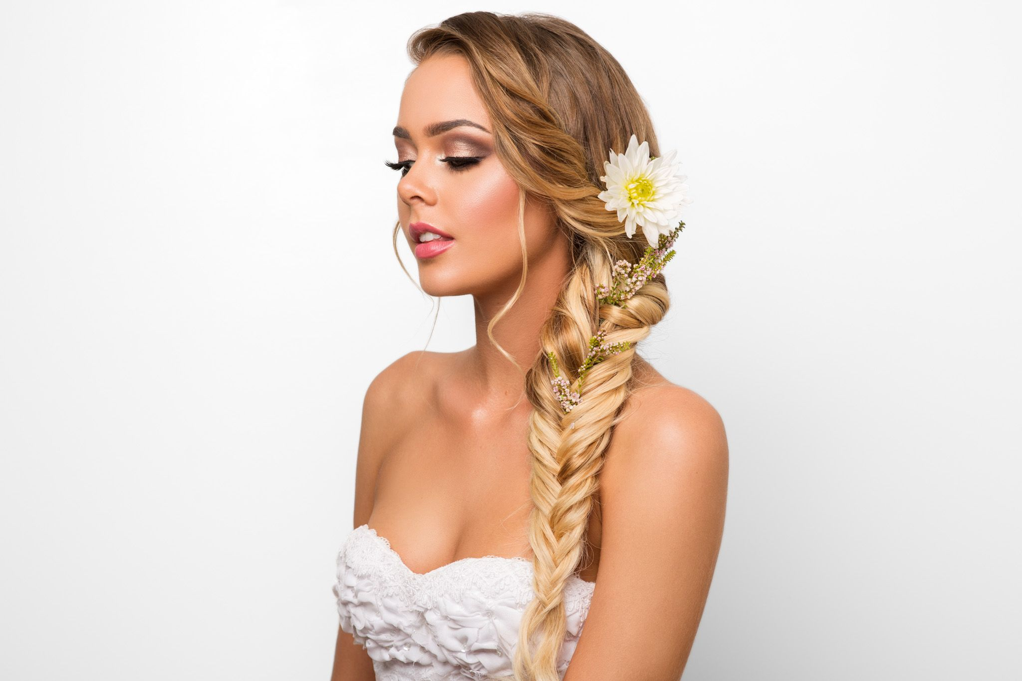 Pin by Ellie Smith on hair Hair boutique, Wedding makeup