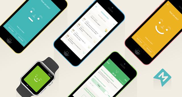 Ver Moodnotes, la Nueva App de los Creadores de Monument Valley