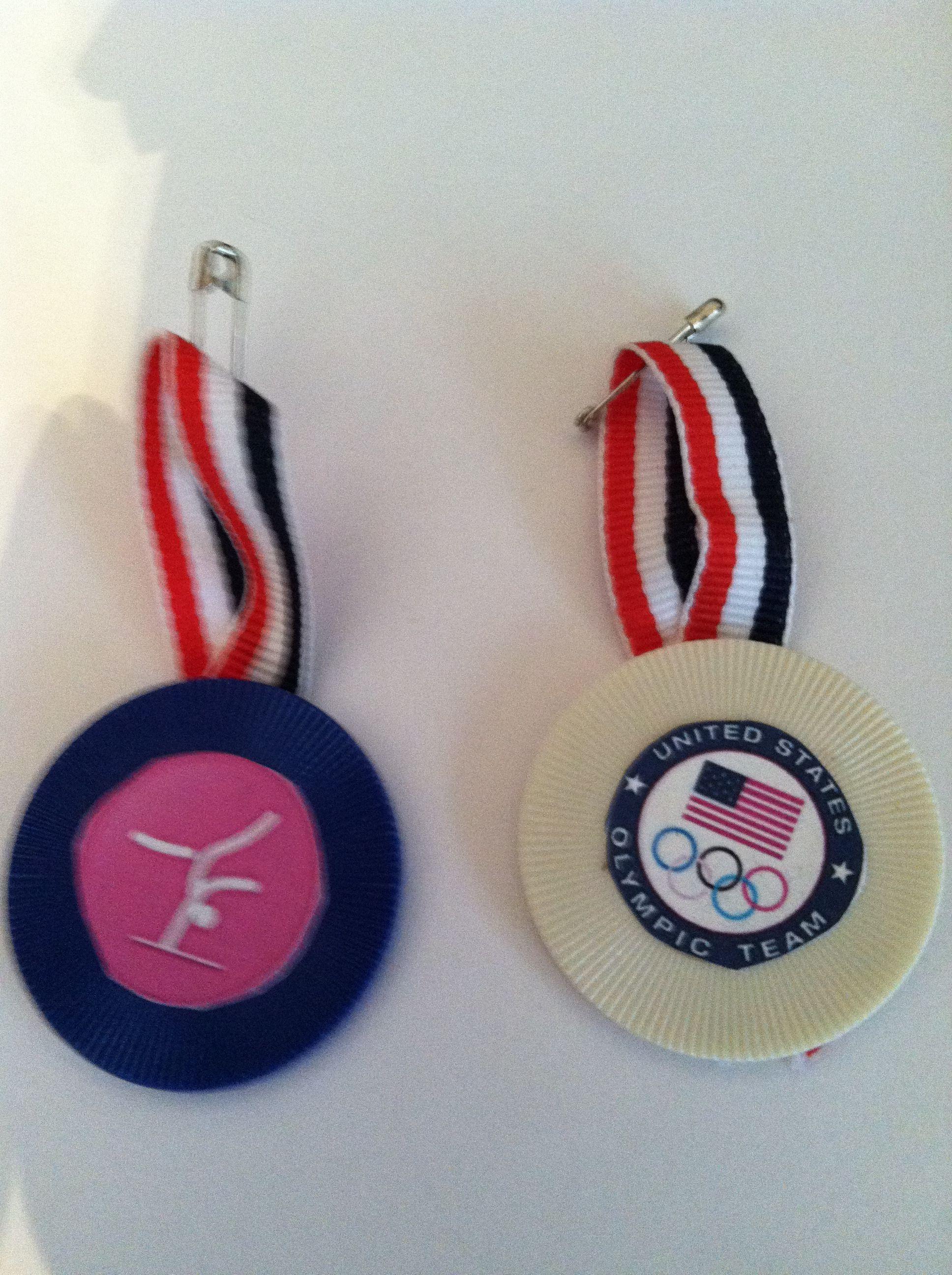 Olympic Medal Swap