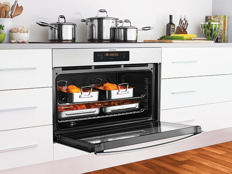 Westinghouse Wvep916sb 90cm Pyrolytic Electric Built In Oven