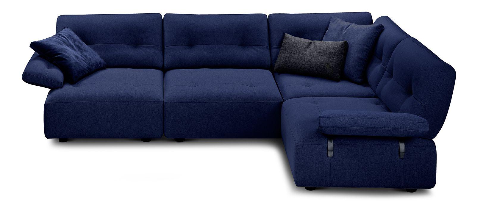 King Furniture Houdini Steel Frame Modular Sofa Bed King