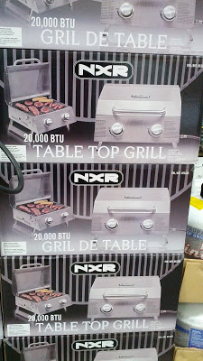 Duro Nxr Table Top Gas Grill For Picnics Tailgating And Camping