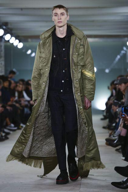Casely-Hayford Menswear Fall Winter 2016 London