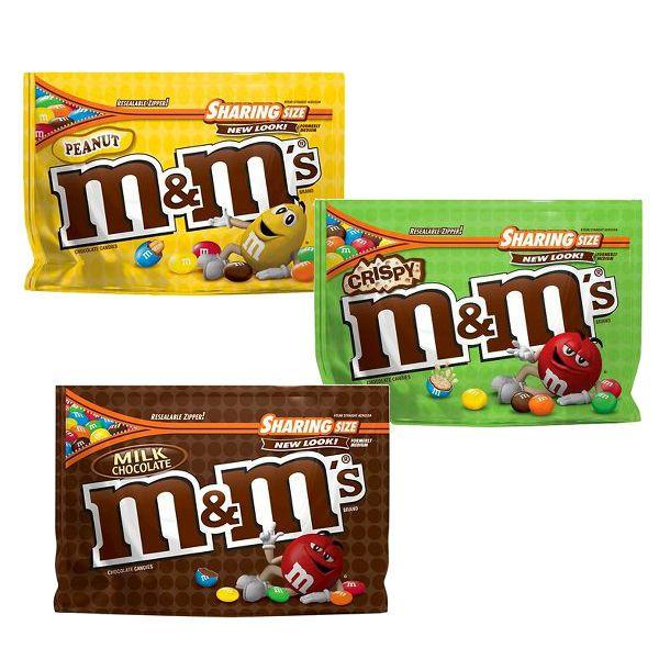 Bolsa De Chocolates M M S A Solo 0 49 En Target Chocolate Milk