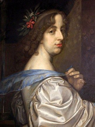 Queen Christina Of Sweden Who Supported Castorato Singers As Queen Christina Of Maidenhead Queen Christina Of Sweden Sweden History Portrait Painting