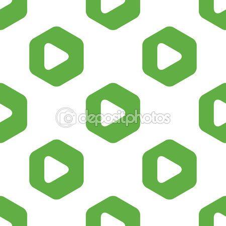 Jogo botão padrão — Ilustração de Stock #72393229
