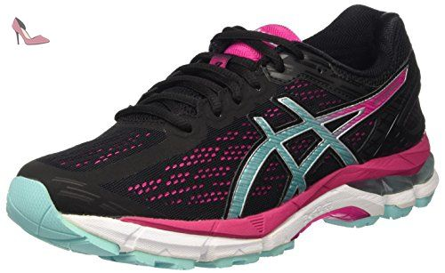 Dynaflyte 2, Chaussures de Running Femme, Bleu (Blue Purple/White/Indigo Blue), 40.5 EUAsics