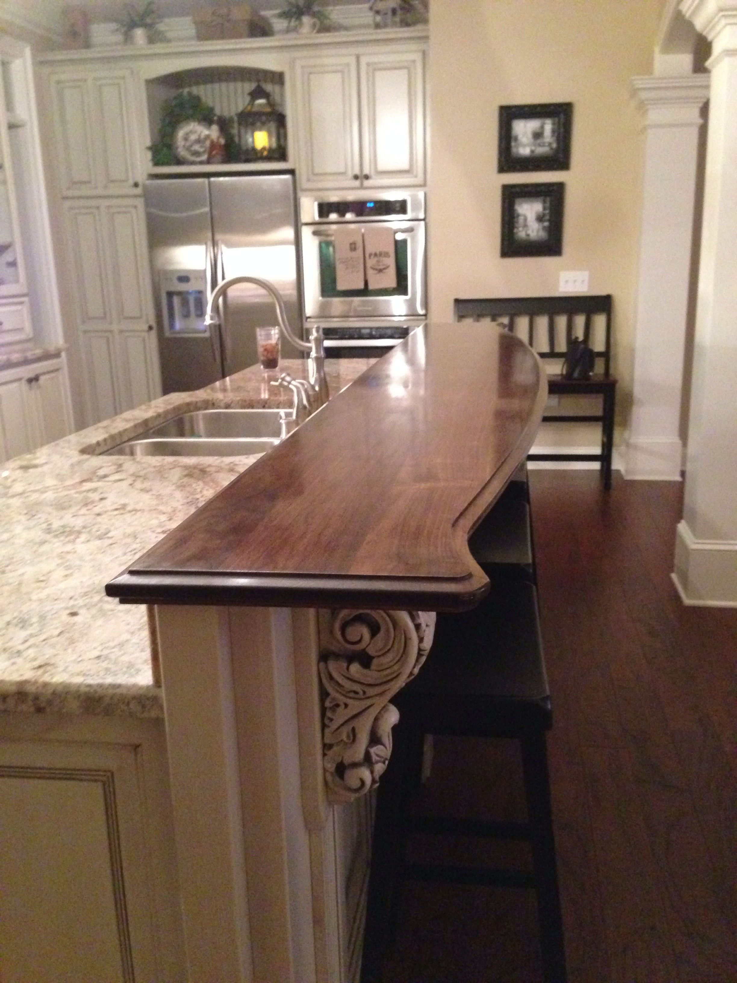 black walnut countertop walnut countertop kitchen kitchen dining on kitchen decor black countertop id=15534