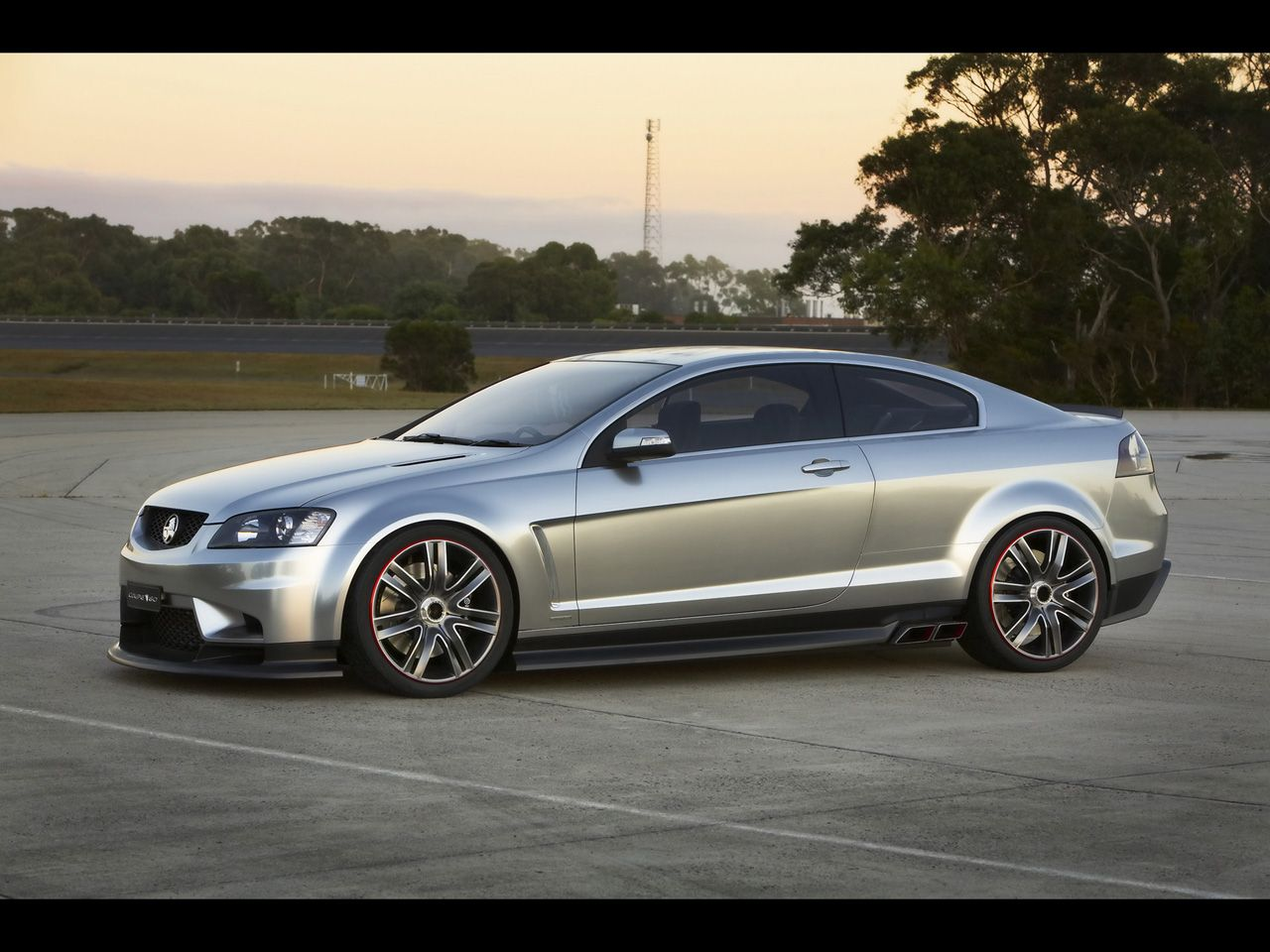 Holden Coupe 60 Concept  Holden  Pinterest  Chevy ss monte