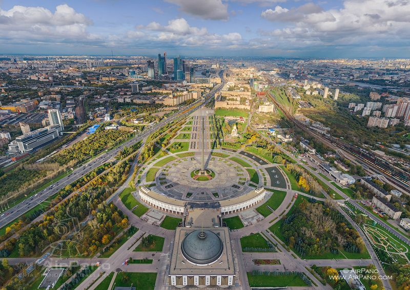 Victory Park On The Poklonnaya Hill 1 Airpano Com Photo Victory Park Moscow Russia Tour Around The World Aerial View 360 Virtual Tour