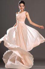 $154.89 eDressit 2013 New Arrival Gorgeous One shoulder Evening Dress sku 00131501