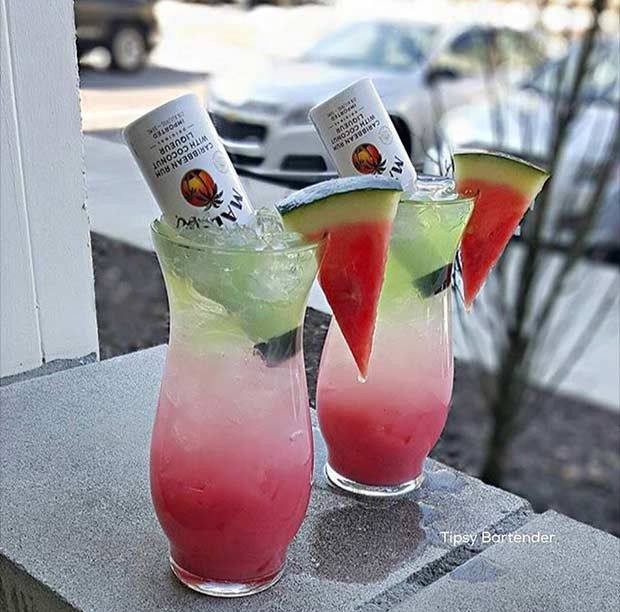 15 alkoholische Getränke für Sommerzeit-Parteien #alcoholicpartydrinks
