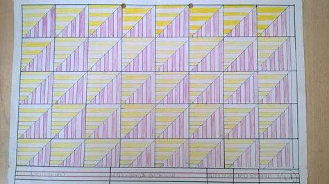 Actividad 2 Segundo Periodo Trazado De Lineas Horizontales Y Verticales Utilizando Escu Lineas Horizontales Y Verticales Periodo Geométrico Dibujo Con Lineas