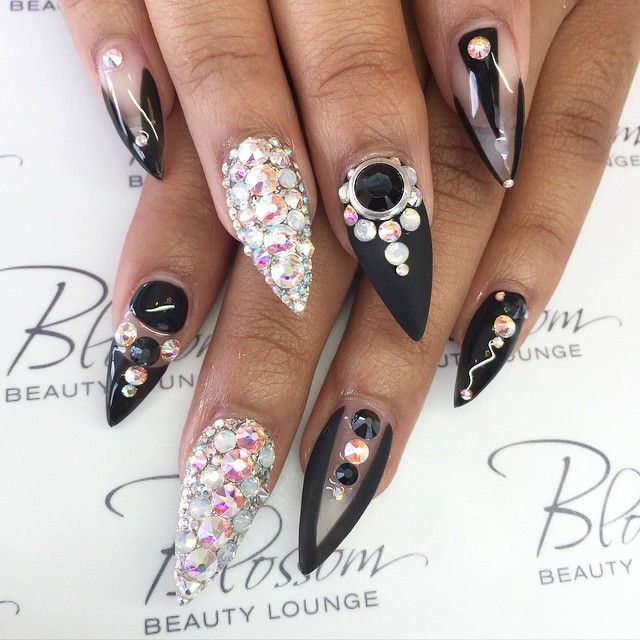 Stiletto Nails Kortenstein