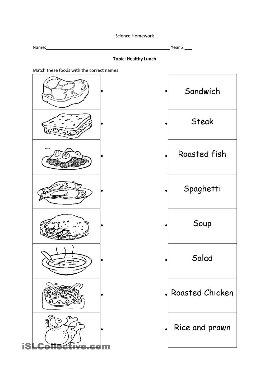 Healthy Food Healthy And Unhealthy Food Worksheets For Kids Kindergarten Worksheets Printable