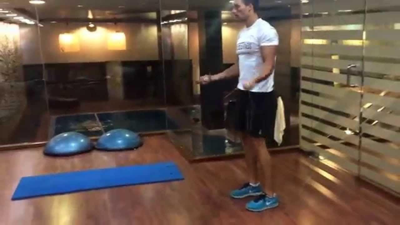 Circuito Funcional : Circuito de ejercicios entrenamiento funcional crossfit