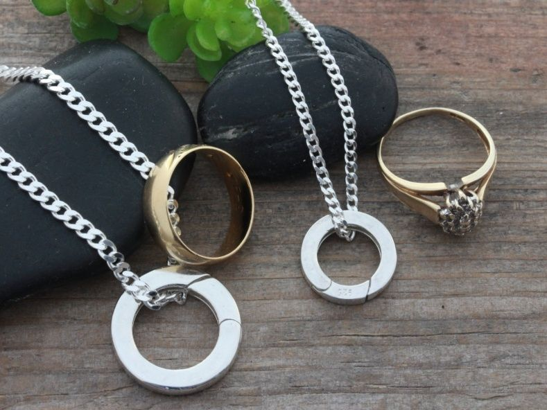 Wedding Ring Holder Pendant Wedding Ideas Pinterest Wedding
