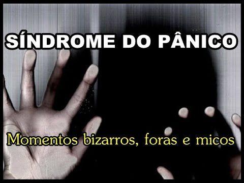 Síndrome do Pânico - Momentos bizarros e foras   Luciana Queiróz #LúTodoDia
