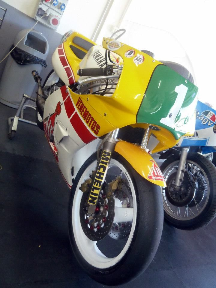 Motos de course anciennesLe Castellet 2013 Sunday Ride