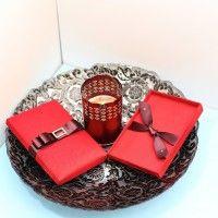 Couture Wedding Invitation Box - Red #wedding #invitation #luxurywedding #dreamwedding