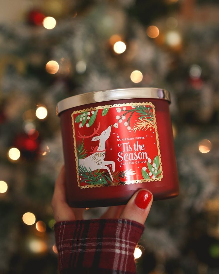 Discovered By Klaraholgersson Find Images And Videos About Red Winter And Christmas On We Heart It The App To G Christmas Aesthetic Candles Christmas Time