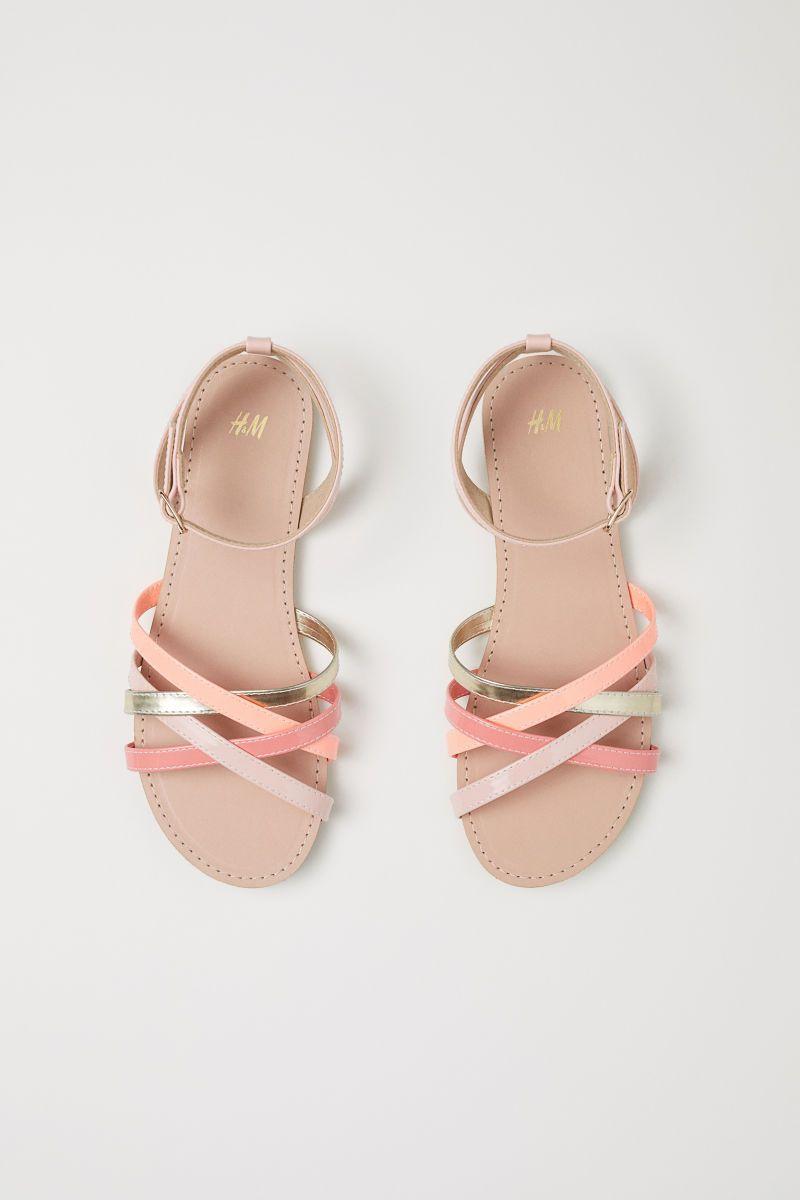 Sandals | Pink | KIDS | H\u0026M US