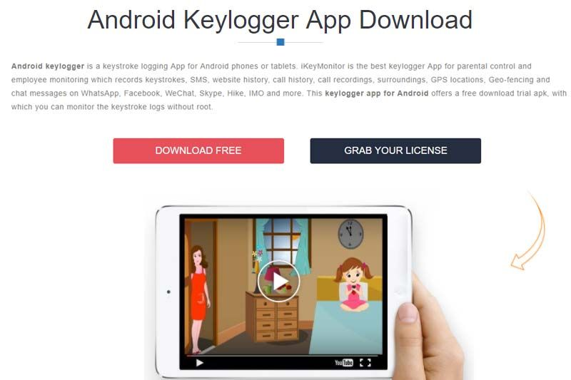 Android keylogger an app you will love app computer