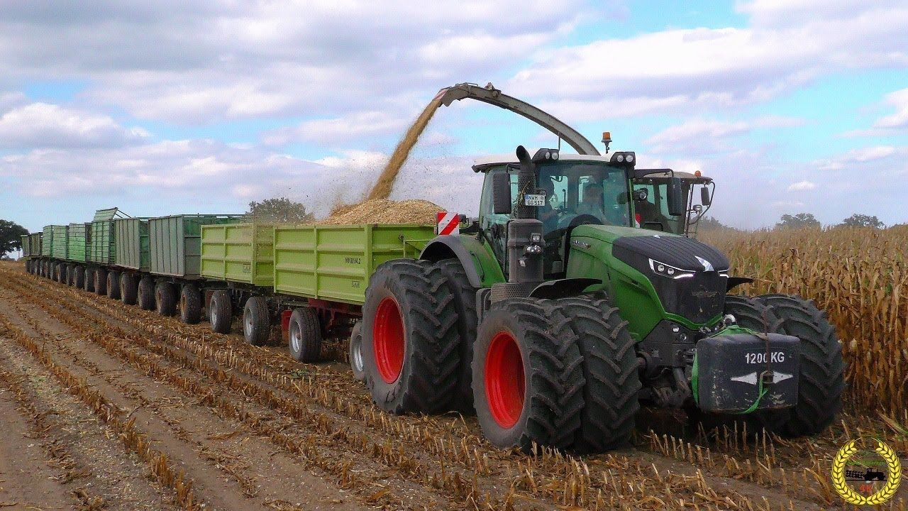 Fendt 1000 Vario Traktoren Poster Business Industrie Fendt