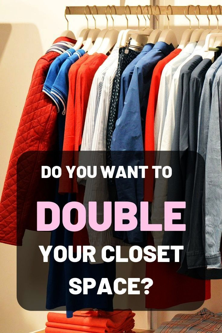 Wardrobe Organizer Closet Organizer  Multi Port Hanger Are you not able to buy more clothes because your closet is full and you dont have space to install a bigger closet...